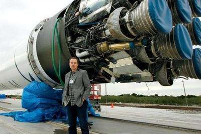 """""""狂人""""马斯克移民火星计划又近一步:明年开始造飞船 7年后送人上火星"""