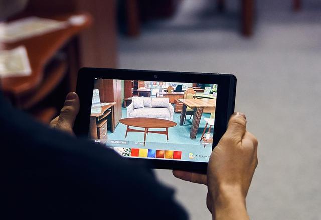 未来苹果将会有更多AR应用