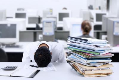"""工作狂有害健康?研究:真正""""投入""""就无妨"""