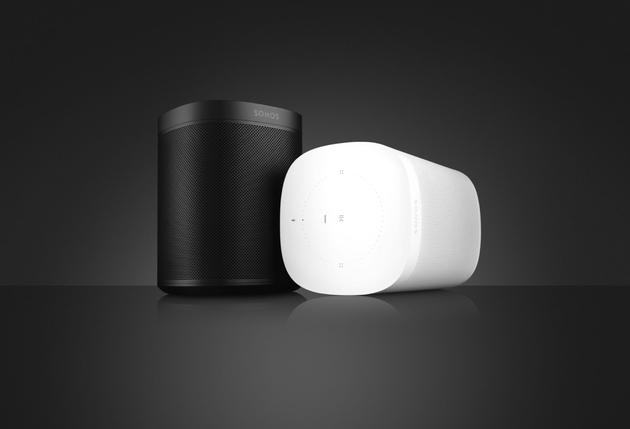 Sonos发布智能音响Sonos One