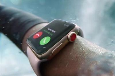 苹果推送watchOS 4.0.1:解决蜂窝网络问题