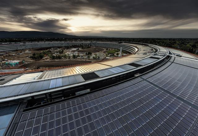 苹果新总部Apple Park造价披露