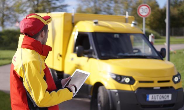 德国邮政DHL集团为自动驾驶送货车队配备NVIDIA DRIVE PX