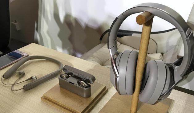 索尼蓝牙耳机