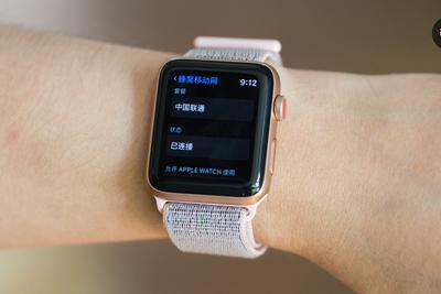 """中国联通放了苹果鸽子 Apple Watch 3""""不在服务区"""""""