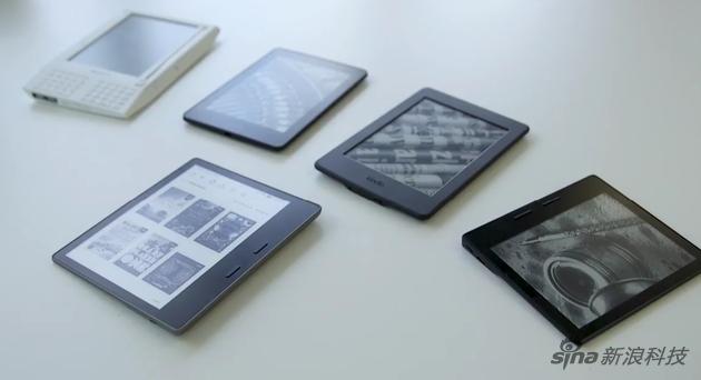 """亚马逊突然发了个""""Kindle十周年版"""" 这是上手体验"""