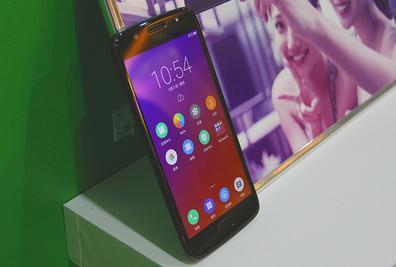 Moto青柚手机现场图赏