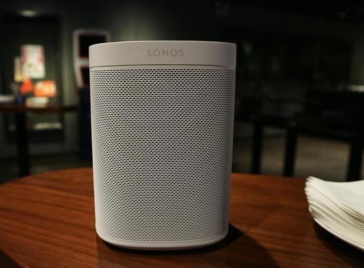 Sonos首款智能音箱图赏