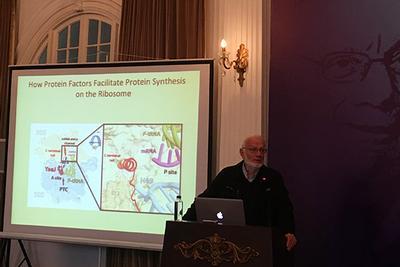 诺奖得主施泰茨:细菌变异可能快于新的抗生素开发