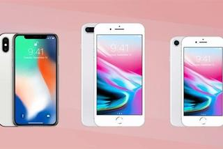 在等iPhoneX?iPhone 8上市1月销量惨淡
