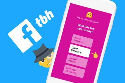 专做实名用户的Facebook 收购了一个青少年匿名App