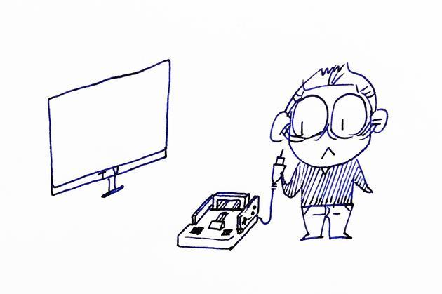 电视接口都干嘛用么?