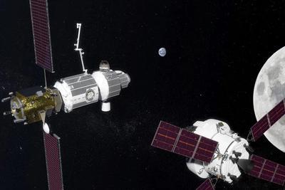 """""""深空通道太空站""""将有助人类抵达火星或更远"""