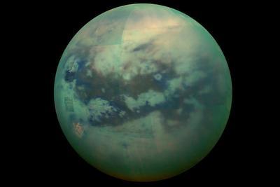 科学家吐露心声:登陆火星不如移居土卫六