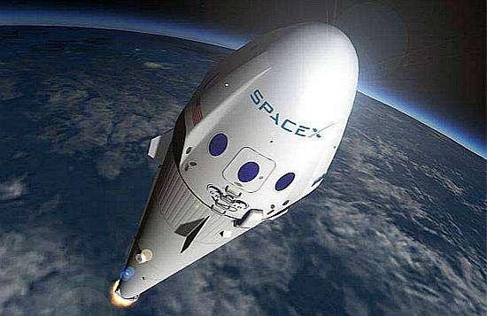 """SpaceX完成""""猎鹰9号""""第16次发射 第一级火箭已回收"""
