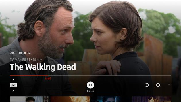 YouTube TV推出智能电视App:可以看直播节目
