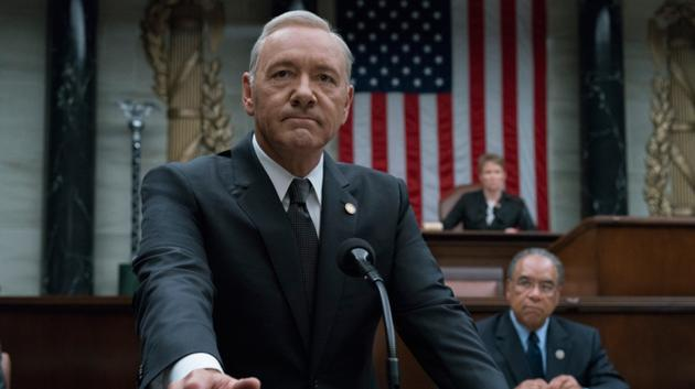 Netflix大热剧《纸牌屋》将完结:受主演丑闻影响