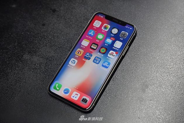 点击图片查看苹果iPhone X详细资料