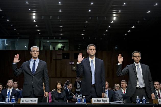 硅谷科技公司高管:俄罗斯利用其平台干涉美国大选