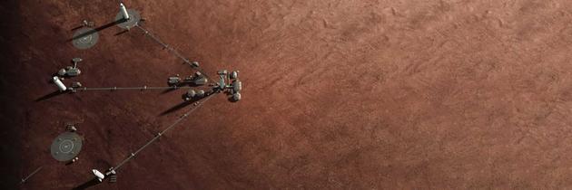 到2022年,SpaceX预期能够在火星至少着陆两艘太空货船,将便于为人类建立一个栖息基地。这些初期任务的首要目标是在火星表面发现可靠的水资源。