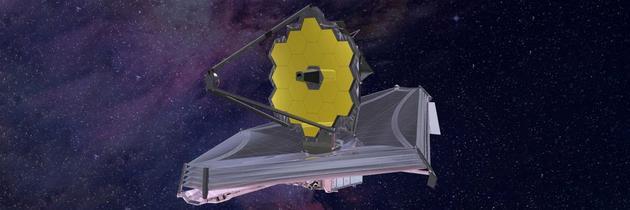 美国宇航局还打算在2019年第一季度发射詹姆斯__韦伯望远镜,该望远镜能够通过红外线观测太阳系每一阶段的进化状况,它将比哈勃太空望远镜功能强大100倍。