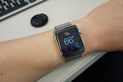Apple Watch 3被曝出故障:询问当天天气会死机