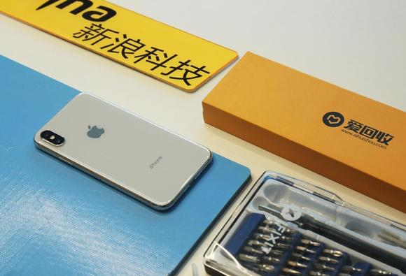 iPhone X拆机解析