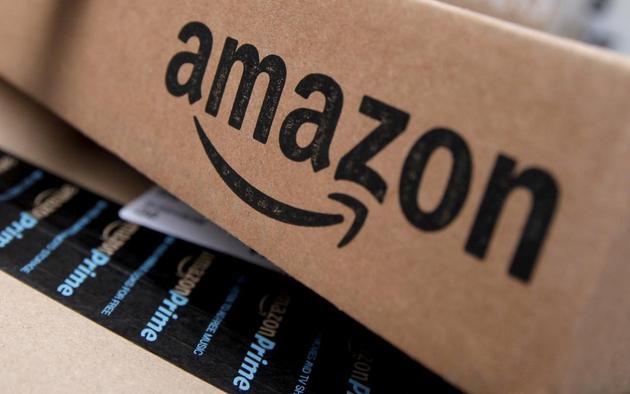 亚马逊市值有望超过苹果 迈入万亿美元市值大关
