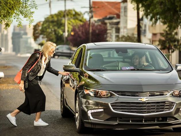 旧金山将为Uber等打车服务指定乘客上下车区域