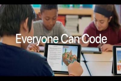 苹果Swift编程课推广至美国以外20多所大学