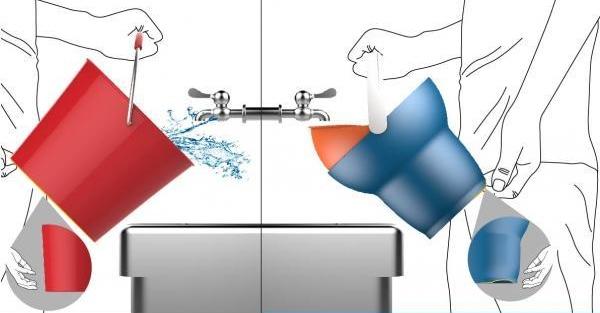 传统水桶和WATHIELD