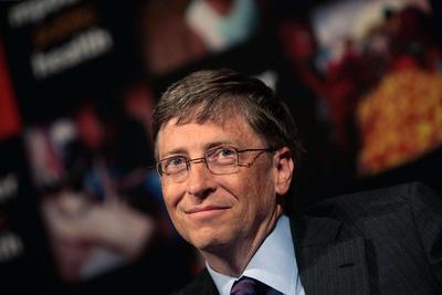 盖茨:癌症治愈技术将来可能攻克所有传染病