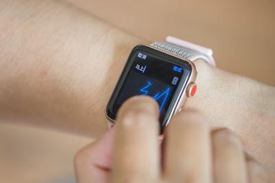 蜂窝版Apple Watch Series 3关键时刻救人一命