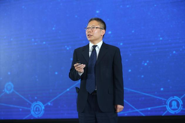 BOE(京东方)集团副总裁、智慧系统事业群智慧零售SBU首席执行官白峰