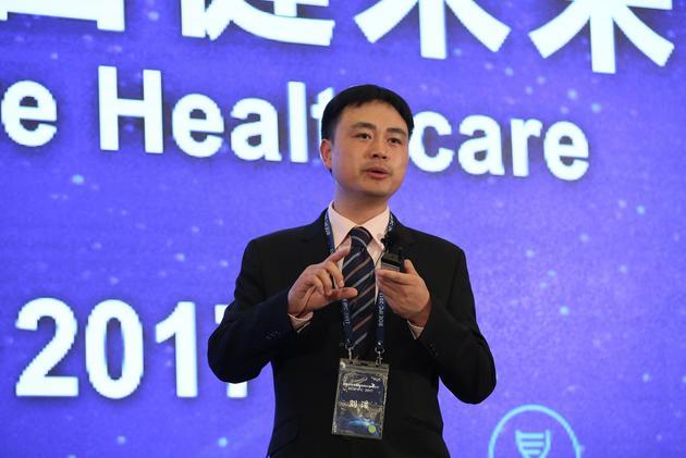 刘洋:人工智能技术进展及在医疗中典型应用