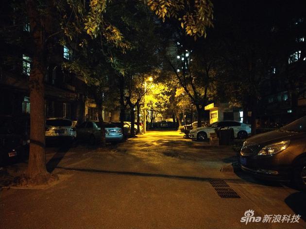 U11+夜拍样张