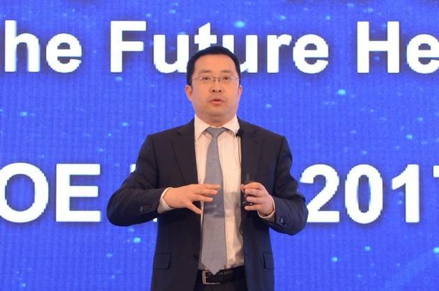 京东方冯强:智慧医疗时代AI和基因技术被广泛应用