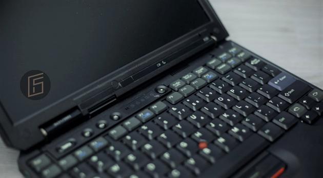 1992年10月,第一台ThinkPad——700C诞生(图片来源网络)