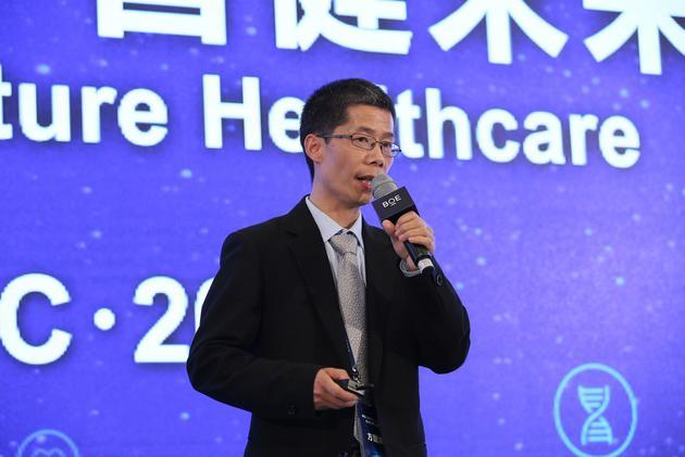 宜曼达贸易(上海)有限公司大中国区临床部总经理方国洪