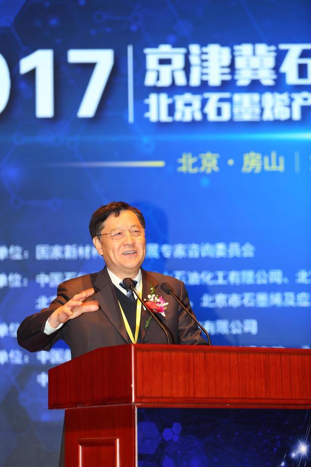 2017京津冀石墨烯产业国际峰会召开 专家共话石墨烯