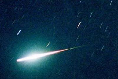 狮子座流星雨18日极大 不乏明亮火流星