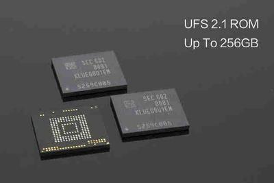 高通华为已认证 二代UFS 2.1主控将登场