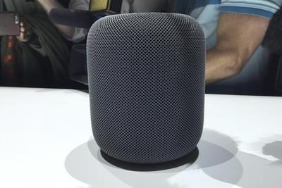 苹果HomePod智能音箱跳票:2018年见