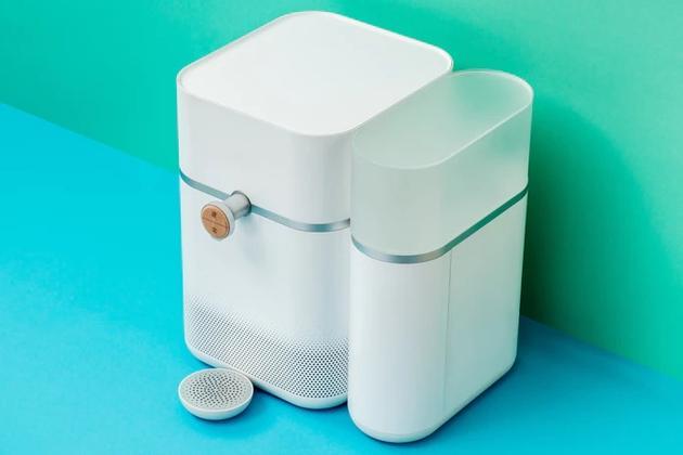 自己动手更放心 智能设备让你在家里制作矿泉水