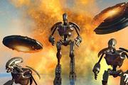 百万美元的巨型机器人,除了打架还能做什么?