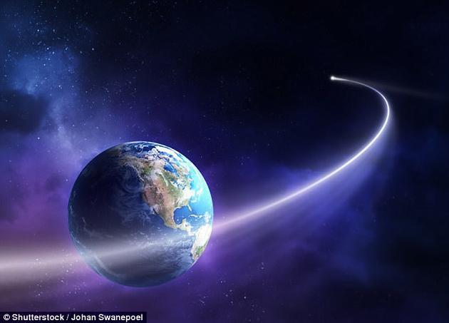 太阳系中出现彗星并不稀奇,但天文学家认为他们也许发现了首颗来自太阳系外的彗星。