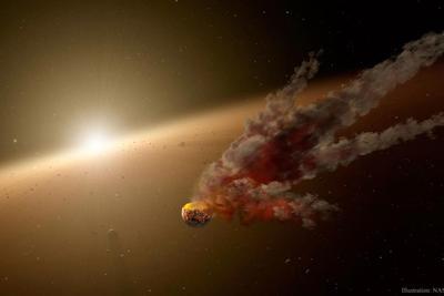 """恒星隐匿""""外星巨型结构""""?体积多大才能阻挡光线?"""