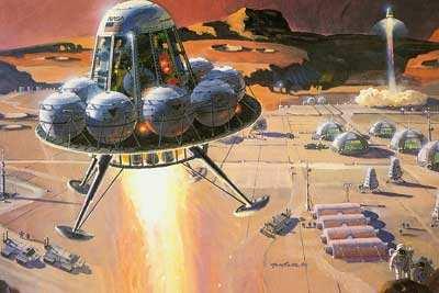 人类殖民火星的最大一个障碍是费用较高,抵达火星的费用非常昂贵,并且想出一个为该项目支付费用的方法并不容易。