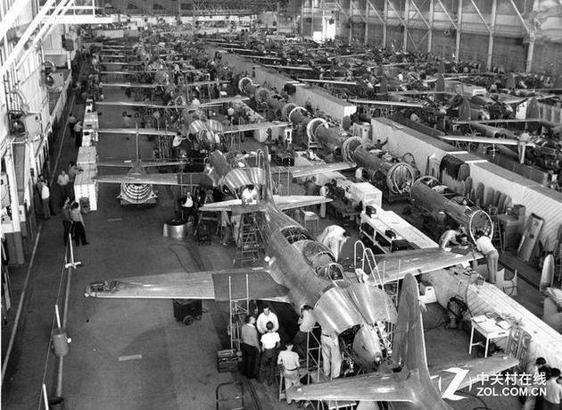 战争改变了整个世界的格局也让德国的工业水平飞速提升