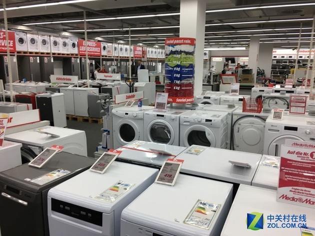 明明是家电大国但在德国的家电卖场中很难找到中国品牌